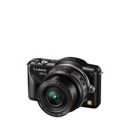 Panasonic Lumix DMC-GF3 with 14-42mm lens Reviews