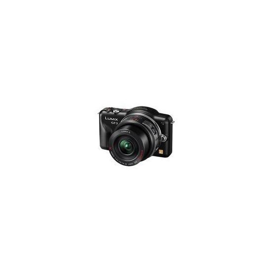 Panasonic Lumix DMC-GF3 with 14-42mm lens