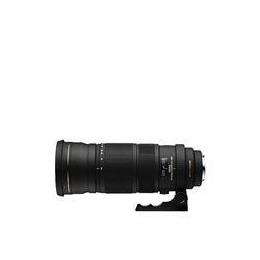 Sigma 120-300mm f/2.8 EX DG OS HSM - Canon AF