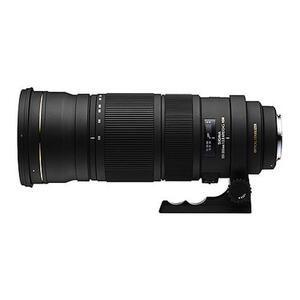 Photo of Sigma 120-300MM F/2.8 EX DG OS HSM - Nikon AF Lens