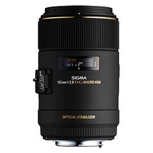 Photo of Sigma 105MM F2.8 OS EX DG Macro (Canon Mount) Lens