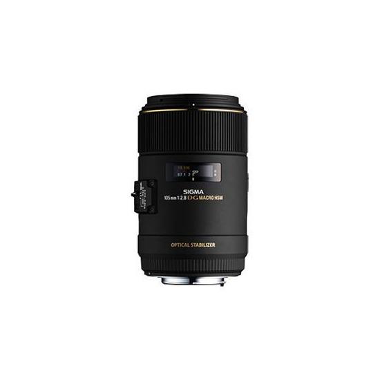 Sigma 105mm f2.8 OS EX DG Macro (Canon mount)