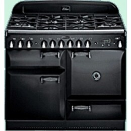 Rangemaster Elan Range Cooker 110cm Dual Fuel in Gloss Black ELAS110DFFBL Reviews
