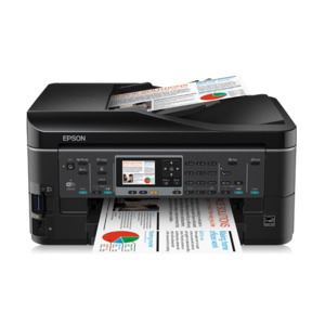 Photo of Epson Stylus Office BX630FW Printer