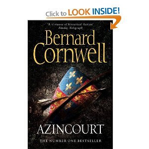 Photo of Azincourt Bernard Cornwell Book