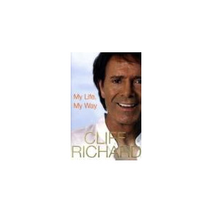 Photo of My Life, My Way Cliff Richard Book