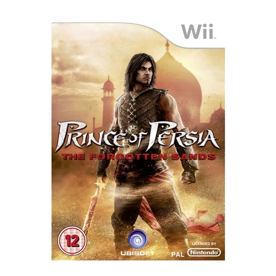 Ubisoft Prince of Persia Forgotten Sands - for Wii