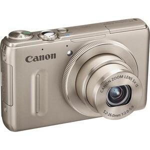 Photo of Canon PowerShot S100 Digital Camera
