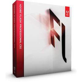 Adobe Flash Professional CS5.5 Student and Teacher edition (PC)