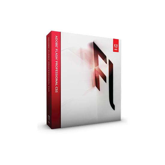 Adobe Flash Professional CS5.5 Student and Teacher edition (PC)