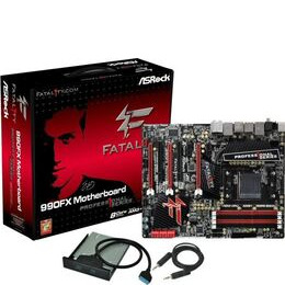 ASRock Fatal1ty 990FX Reviews