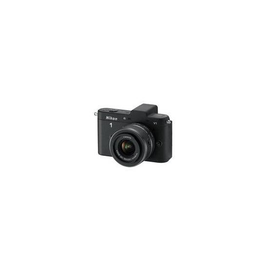 Nikon 1 V1 with 10-30mm lens