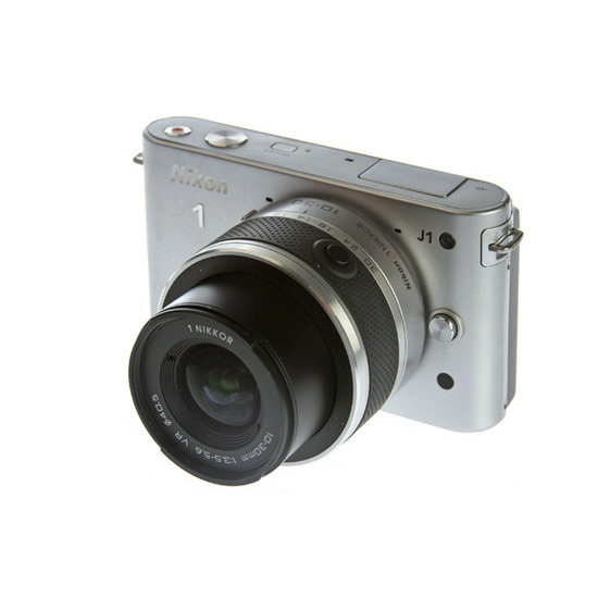 Nikon 1 J1 with 10 mm lens