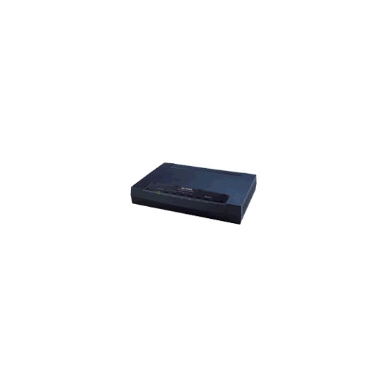 ZyXEL Prestige 660H-D1 - Router + 4-port switch - DSL - EN, Fast EN