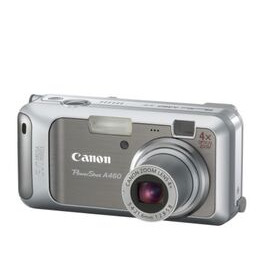 Canon Powershot A460 Reviews