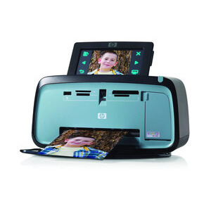 Photo of HP PhotoSmart A526 Printer