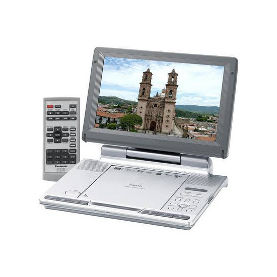 Panasonic Dvd LS91