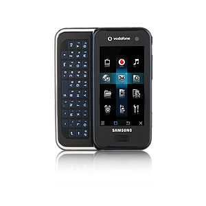Photo of Samsung F700 Mobile Phone