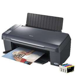 Epson Stylus DX4400 Reviews