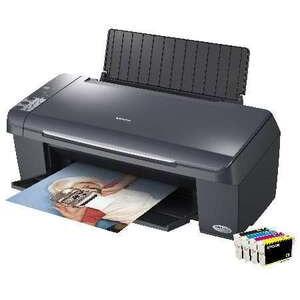 Photo of Epson Stylus DX4400 Printer