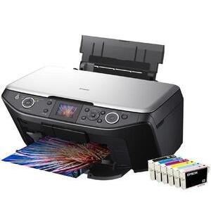 Photo of Epson Stylus Photo RX585 Printer
