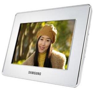 Photo of Samsung SPF-72H Digital Photo Frame