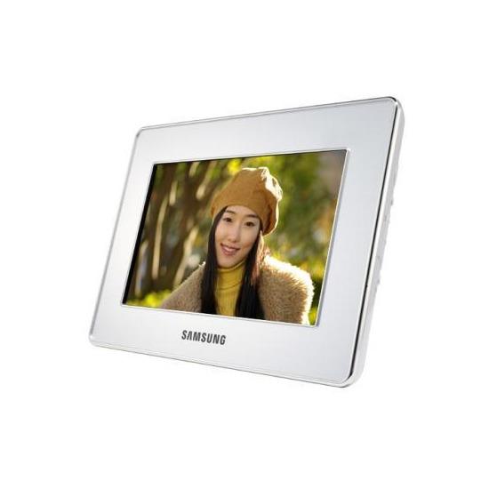 Samsung SPF-72H Digital Photo Frame Reviews - Compare Prices and ...