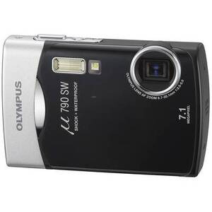 Photo of Olympus Mju 790 Digital Camera
