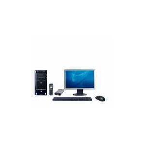 """Photo of HEWLETPACK M9070+20"""" 20""""AOC Desktop Computer"""