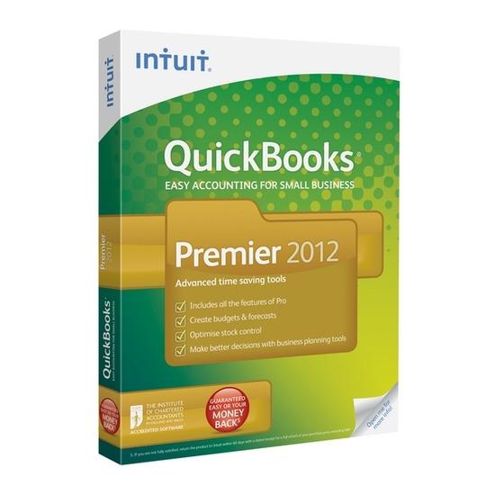 INTUIT QuickBooks Premier 2012