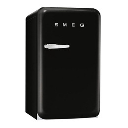 Smeg FAB10RNE 50's Retro Style (Black + Right Hinge) Reviews