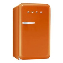 Smeg FAB10RO 50's Retro Style (Orange + Right Hinge)