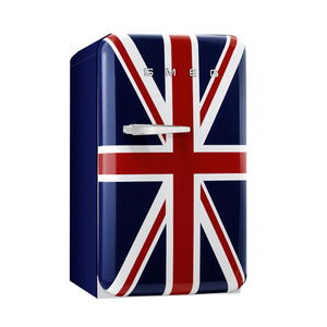 Photo of Smeg FAB10RUJ 50's Retro Style (Union Jack + Right Hinge) Fridge