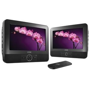 Photo of Logik L7TWIN11 Portable DVD Player