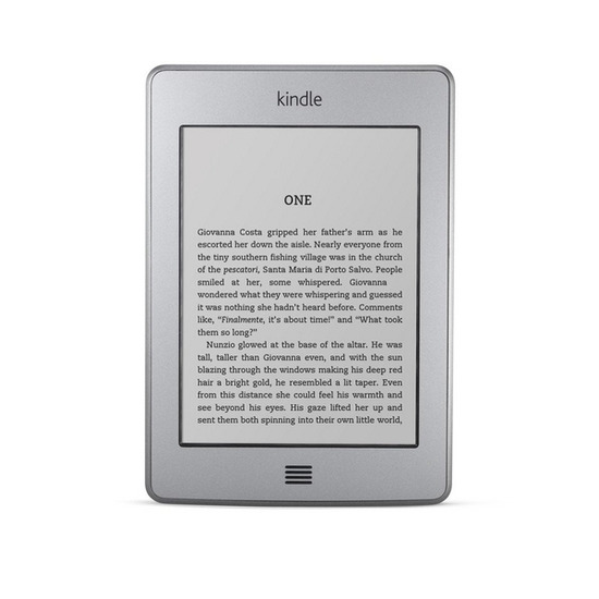 Amazon Kindle Touch (4th generation, WiFi)