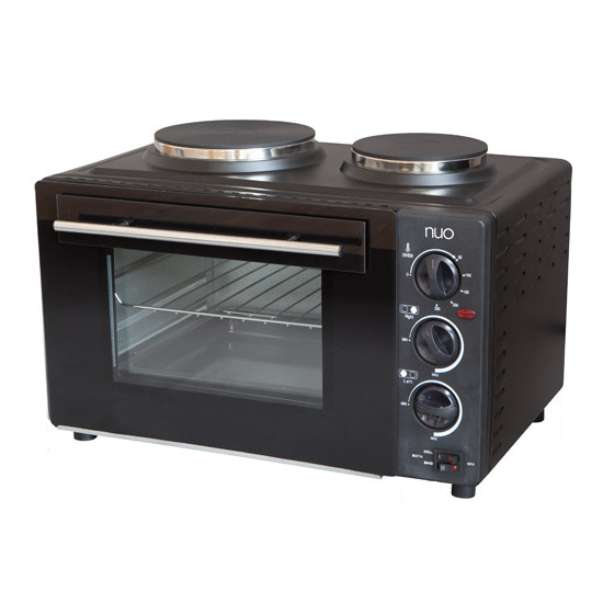 Nuo Mini Oven with Hob