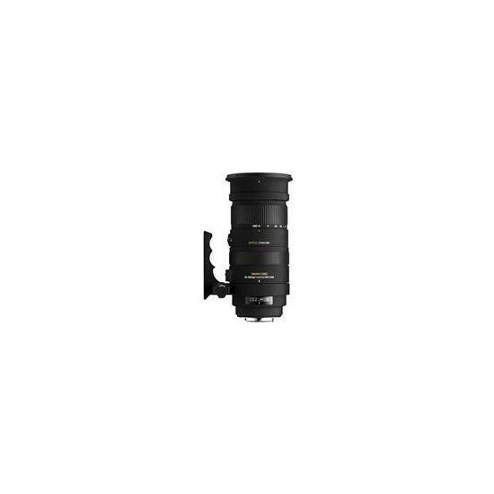 Sigma 50-500mm f4-6.3 DG OS