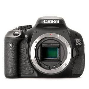Photo of Canon EOS 600D / Rebel T3I (Body Only) Digital Camera