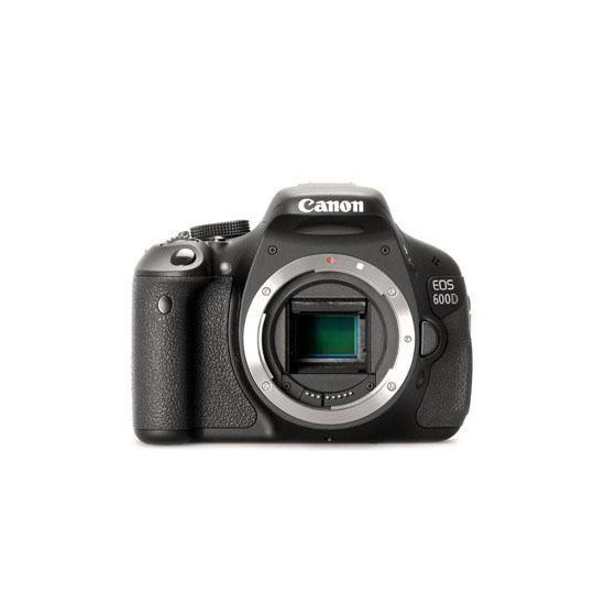Canon EOS 600D / Rebel T3i (Body Only)