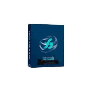 Photo of Macromedia Freehand (V11.0) Mac Software