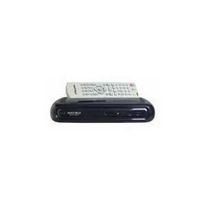 Photo of Matsui MATDVD-329 Black DVD Player