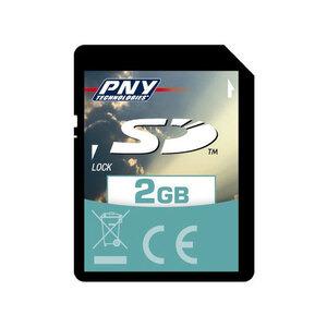 Photo of PNY 2GB SD CARD Memory Card
