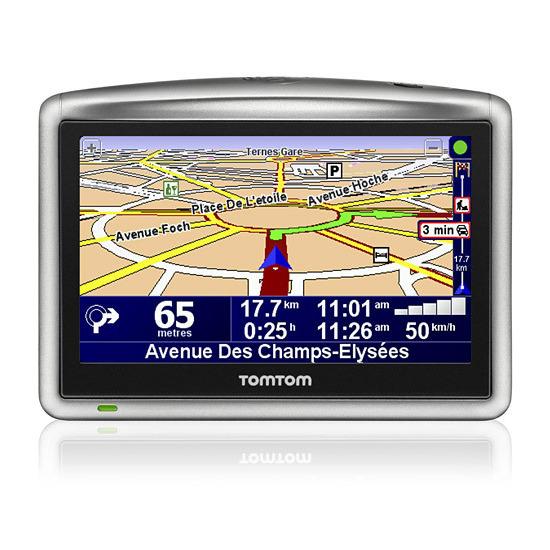 TomTom One XL W. Europe Traffic