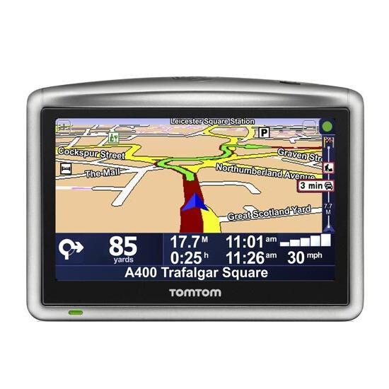 TomTom One XL GB Traffic