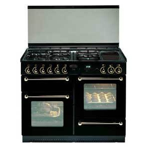Photo of Rangemaster 110 Dual Fuel Cooker