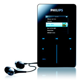Philips GoGear HDD6320 30GB Reviews
