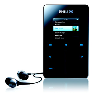 Photo of Philips GoGear HDD6320 30GB MP3 Player