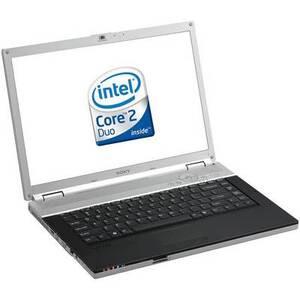 Photo of Sony Vaio VGN FZ21E Laptop