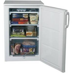 Photo of Lec U5526W Freezer