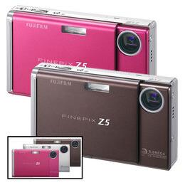 Fujifilm Finepix Z5 Reviews